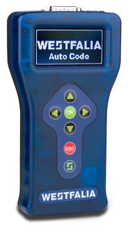 Westfalia Auto Code tool
